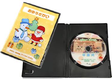 ビデオ撮影・DVD販売