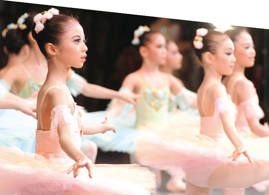 クラシックバレエ(舞台)